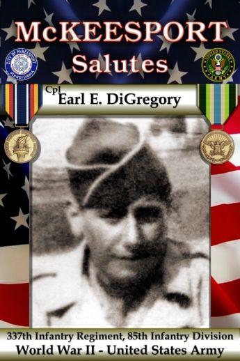 McKeesport Military Banner Tribute